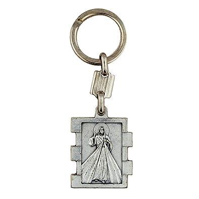 Amazon.com: Venerare - Llaveros católicos italianos | Más de ...