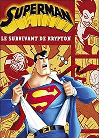 Superman Le Survivant De Krypton Fr Import Amazon De Dessin
