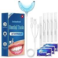 Kit de Blanqueamiento Dental Gel 5PCS ifanze Blanqueamiento