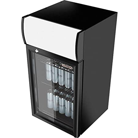 Gastro-Cool Nevera mostrador de bar 52 L GCDC50 BBB: Amazon.es: Hogar