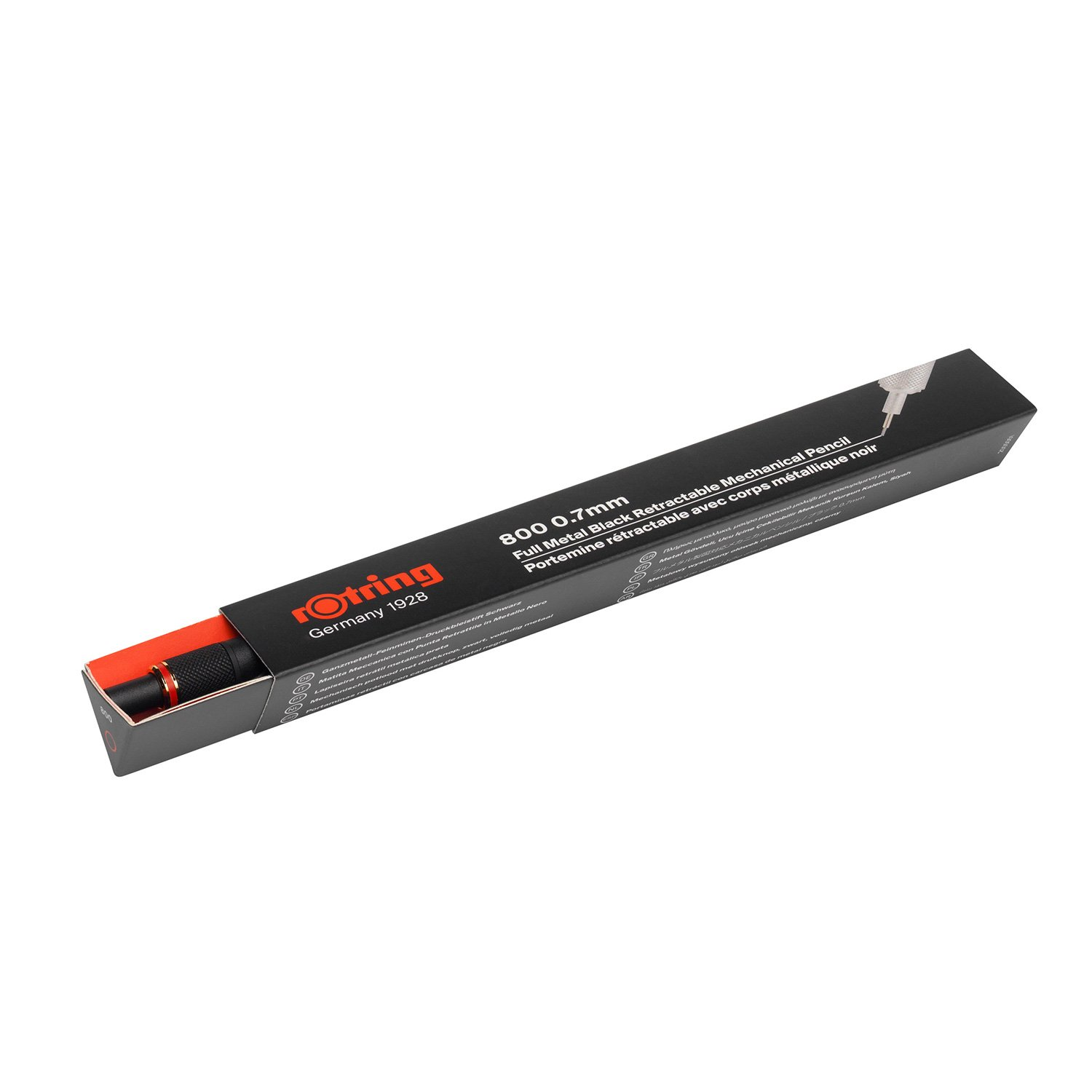 Rotring 800 Mechanical Pencil 0.7Mm Black by Rotring (Image #5)