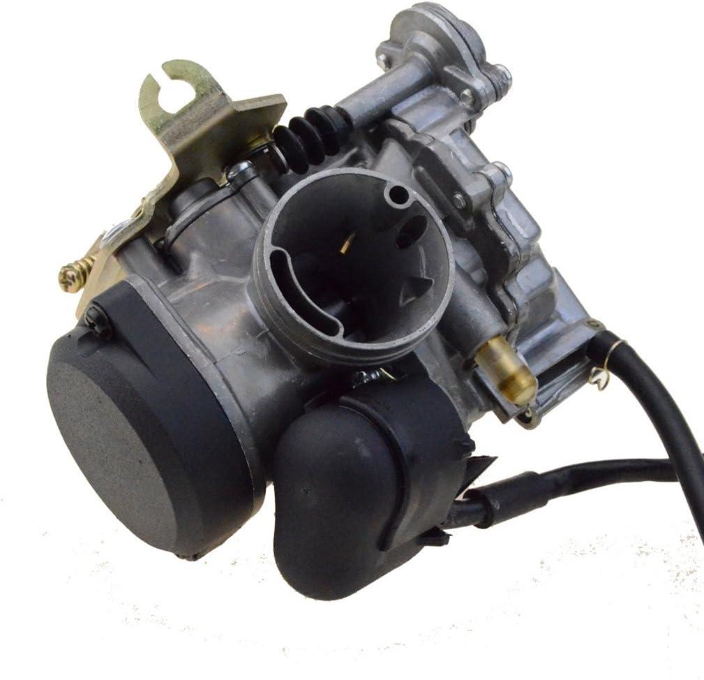 GOOFIT PD27/27/mm carburador para GY6/200/cc 136/Motor Scooter Ciclomotor