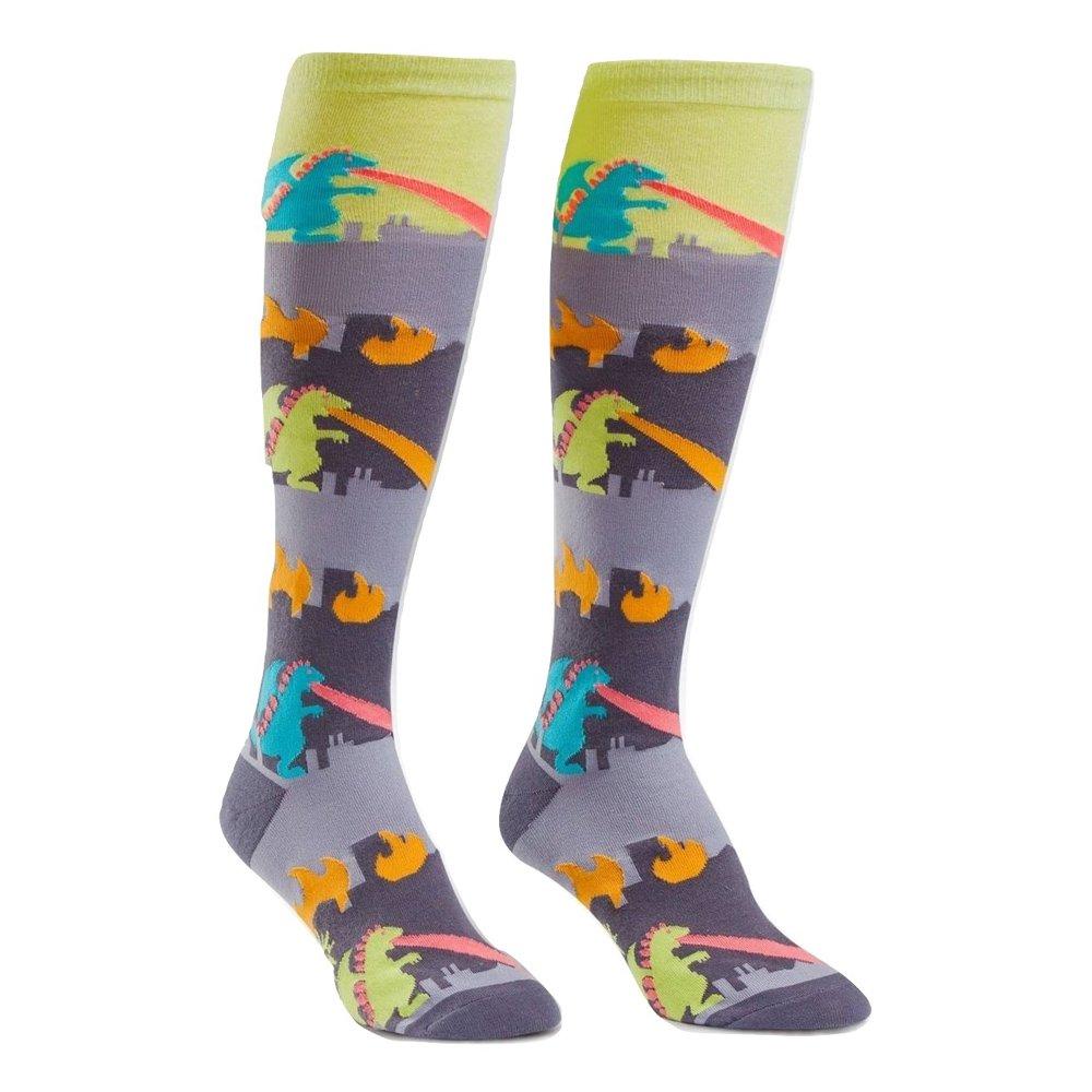 Sock It To Me Rampage Womens Knee High Socks F0275