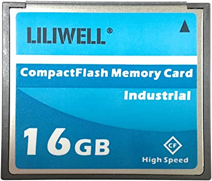 Amazon.com: LILIWELL Original 16 GB Compact Flash tarjeta de ...
