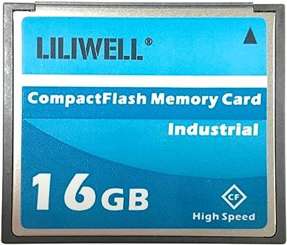 Amazon.com: LILIWELL Original 16 GB Compact Flash tarjeta de ...