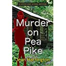 Murder on Pea Pike (Listed and Lethal Mystery)