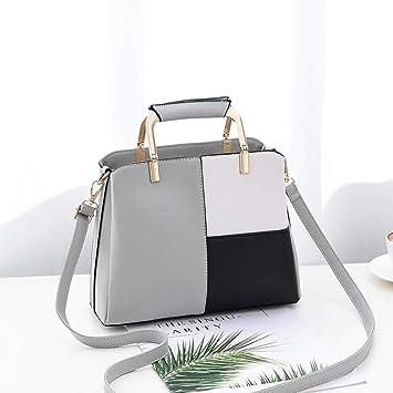 top fashion pretty nice reputable site Zlulu Cabas Femme Sac À Main Femme Sac Femme Gris Clair ...