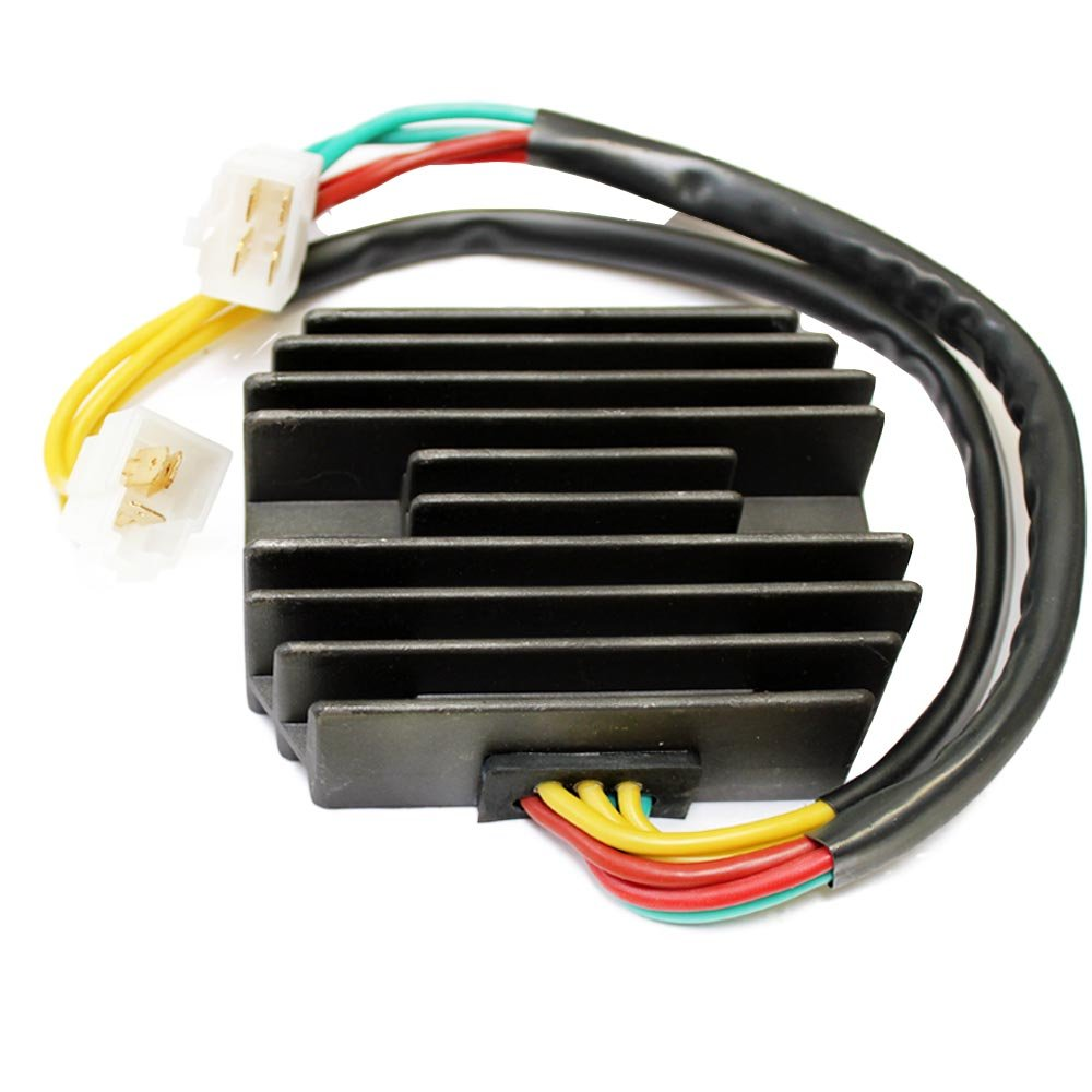 Caltric Regulator Rectifier Fits Honda Motorcycle Vf750 1983 Shadow Vf 750cc C V45 Magna 1994 2000 Automotive
