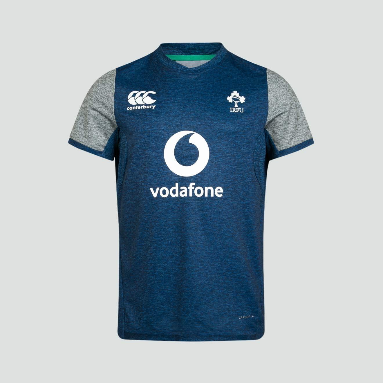 Canterbury Unisex Kids Ireland Vapodri Drill T-Shirt