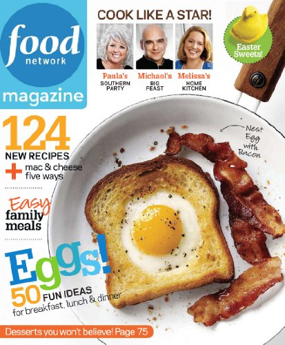 food network magazine com magazines