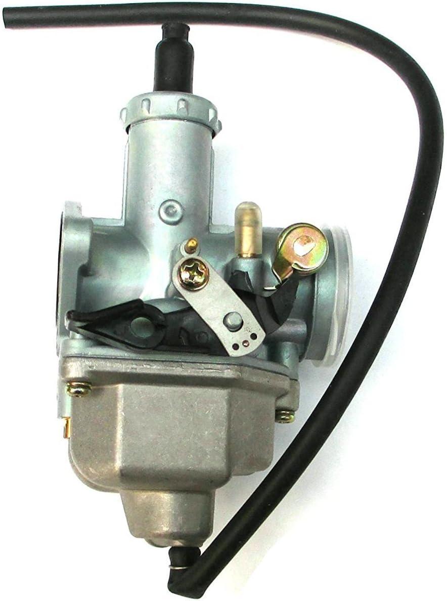 free throttle cable Carburetor for HONDA CRF 100 CRF100F 2004 2005 2006 2007 Dirt Pit Bike Carb FREE Throttle Cable TCC by Amhousejoy