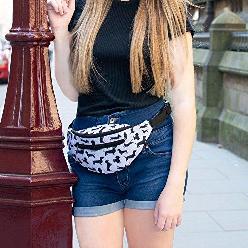 Decorative Casual Messenger Waist Bag Pattern Chest Women Bum Bags Bag Fashion G Pack Robemon Z0wvqpIw4