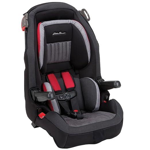Amazon Eddie Bauer Combination Booster Car Seat Salsa Red Baby