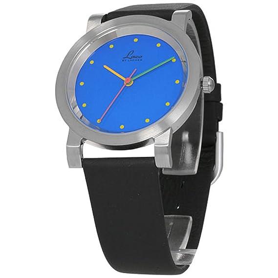 Laco Colour Blue – Señor Reloj de pulsera/reloj de hombre