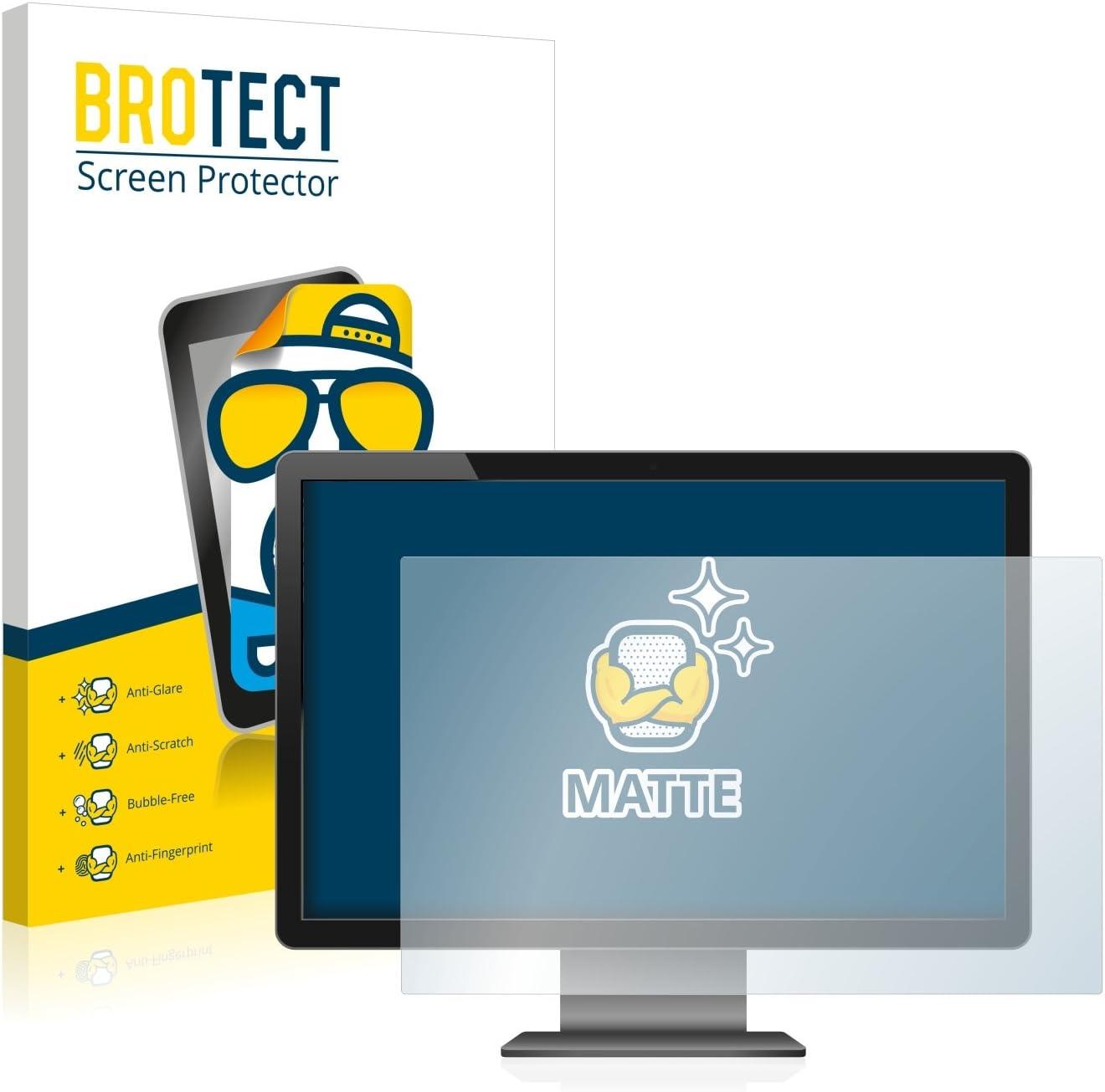 BROTECT Protector Pantalla Anti-Reflejos para Medidas estándar con ...