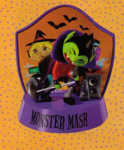 1 X Hallmark Halloween QFO4636 Monster Mash -
