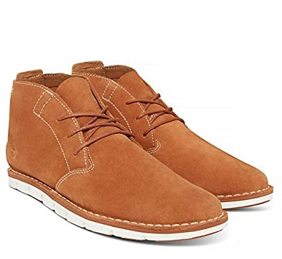 824bc96a88e Timberland Tidelands A1TEC Desert Boot (Tan Suede): Amazon.co.uk ...