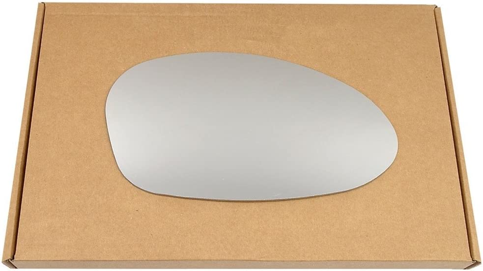 Right driver side Silver Wing mirror glass # BM1 S//b01-2010018//590