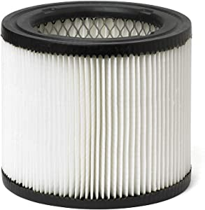 CRAFTSMAN 38752 Wet Dry Vac Replacement Filter for Wall Shop Vacuums