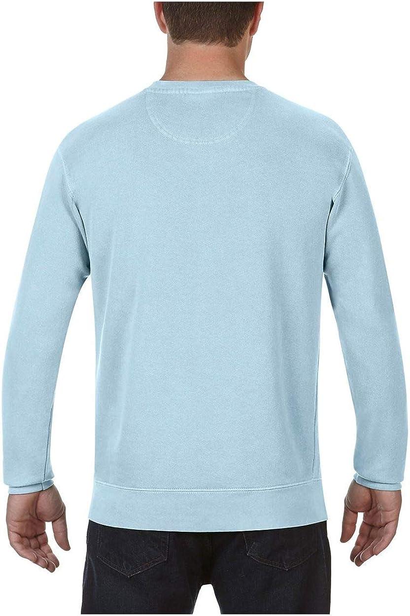 1566 Garment-Dyed Fleece Crew Comfort Colors Womens 9.5 oz