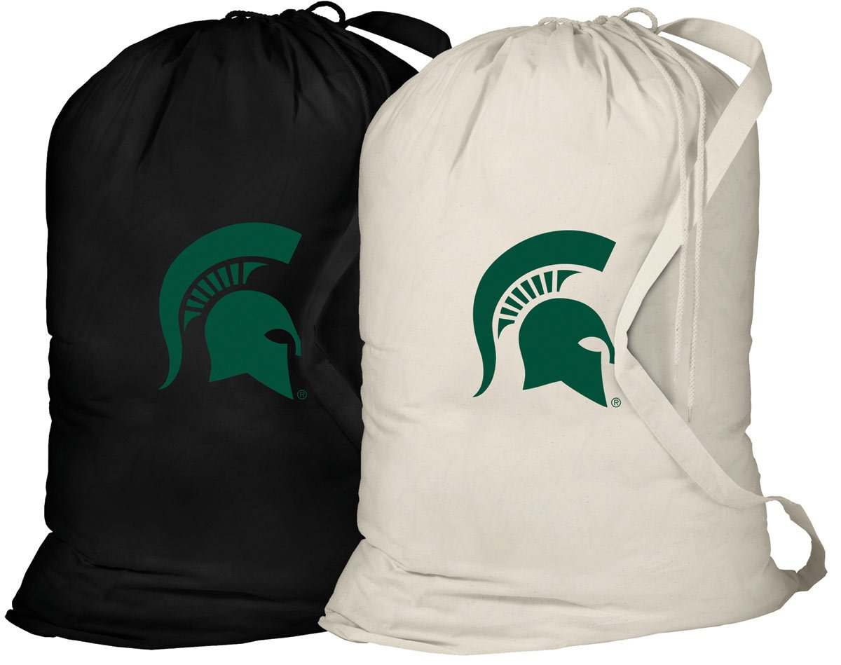 Michigan State Clothes Bags Broad Bay Michigan State Laundry Bag 2 Pc Set