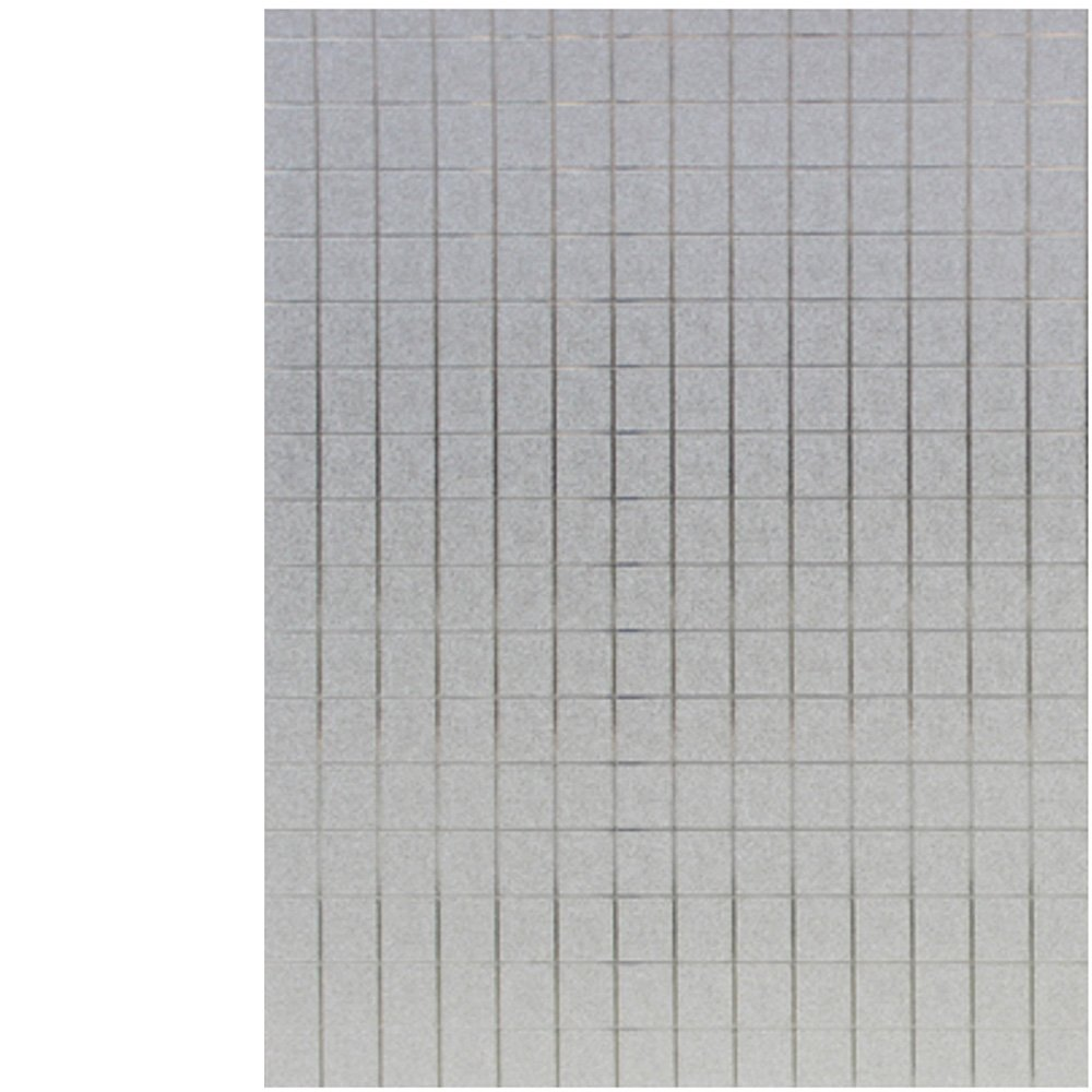 FASTER 静電窓ガラスフィルム 窓 目隠しシート ガラスシート 窓 装飾フィルム 曇りガラス プライバシー対策  紫外線対策 B07BS8NKDL  152 90*3000CM