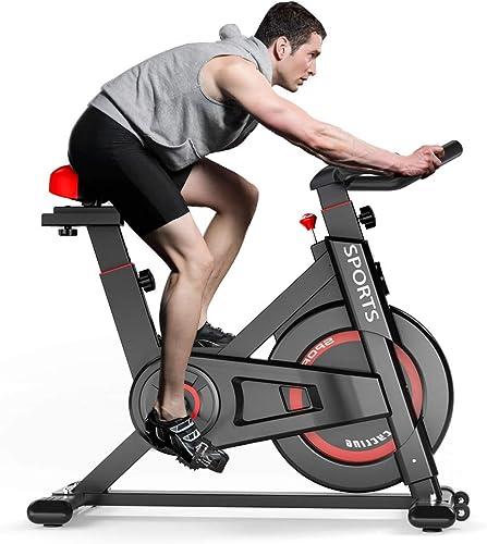OUNUO Exercise Bike 2020 Upgraded Version
