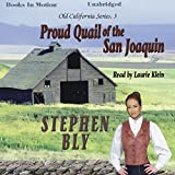 Bargain Audio Book - Proud Quail of the San Joaquin