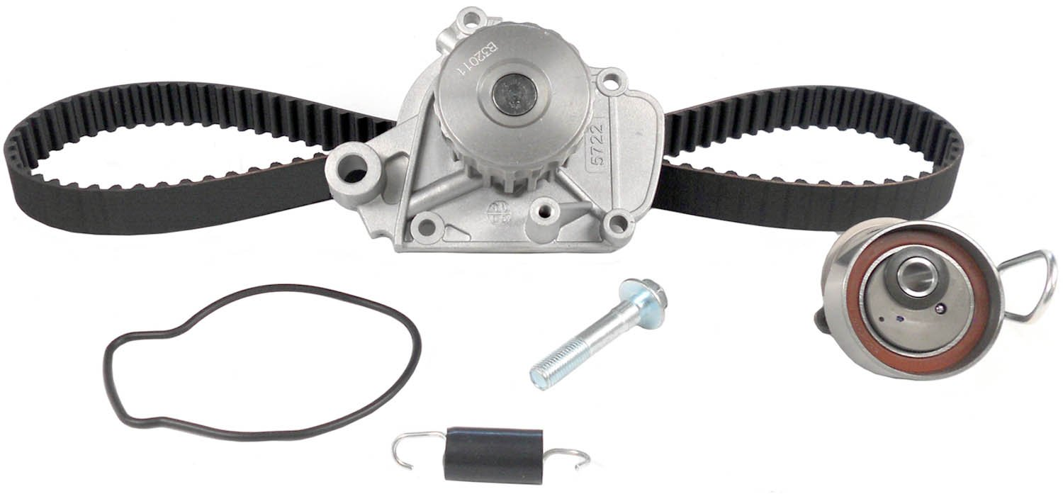 ACDelco TCKWP312 Professional Timing Belt and Water Pump Kit with Tensioner, Idler Pulley, and Bolt