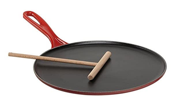 Le Creuset Enameled Cast Iron Crepe Pan Review