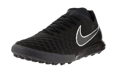 the best attitude c24be 42b3d ... wholesale nike magistax finale ii tf chaussures de football homme noir  black total crimson 26143 da19a