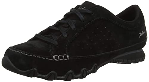 Skechers Bikers-Contained, Mocasines para Mujer: Amazon.es: Zapatos y complementos