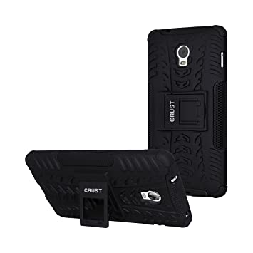 pretty nice 78716 f8d11 Lenovo Vibe P1 Cover (5.5 Inch), CRUST™ Impact Case For Lenovo Vibe P1,  Vibe P1 Turbo (5.5 Inch) Shock Proof High Impact Armor Kick Stand Dual  Layer ...
