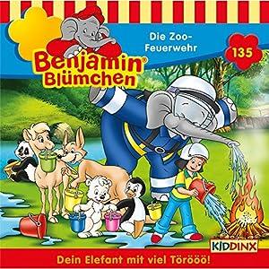 Die Zoo-Feuerwehr (Benjamin Blümchen 135) Hörspiel
