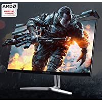 Crossover Display 240X144 Raptor, 24 FHD (1920x1080) Curved (1800R) Gaming Monitor, DP 1.4/HDMI 2.0, Cross Hair, 144Hz/1ms, AMD Freesync, Low Blue Light/Flicker Free, LOS