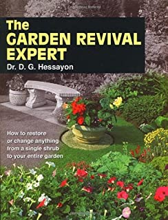 The Gardening Expert Books by Dr D G Hessayon   Oxfam Wilmslow