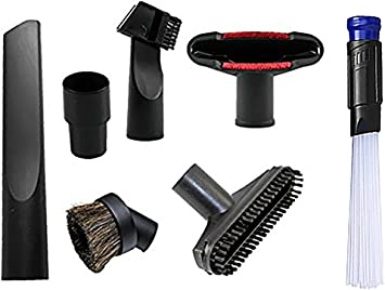 Universal Vacuum Cleaner Attachment Accessories Cleaning Kit Brush Nozzle 32MM