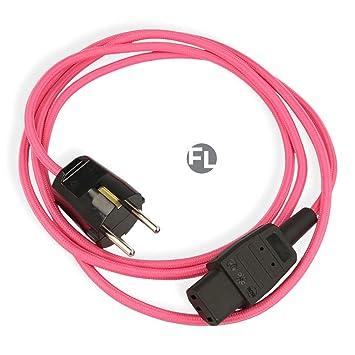 Cable de alimentación C14 para dispositivos en frío, cable de ...
