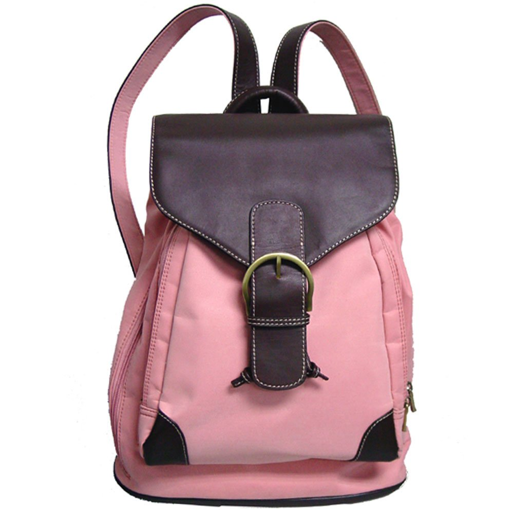 Bellino The Continental Traveling Backpack Vintage Ladies Shopping