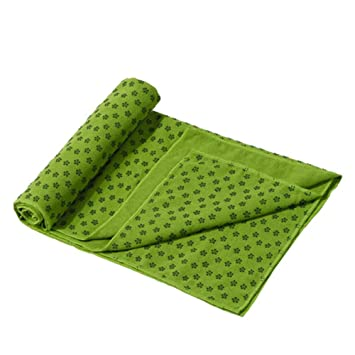Yoga Mat Funda/toalla, impide que las bacterias, ideal para ...