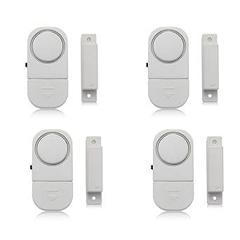 DIY Seguridad Seguridad Sistema de Alarma de Sensor ...