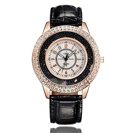 Amazon.com: Favot 2019 - Reloj de pulsera para mujer, de ...