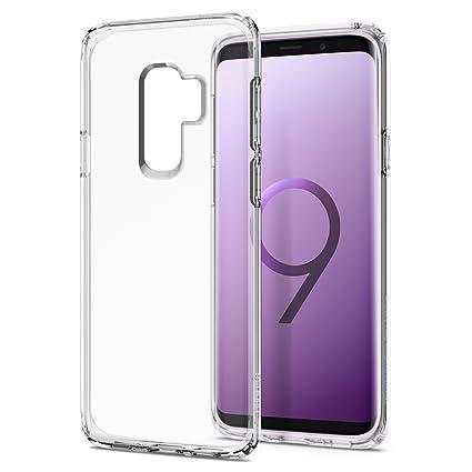 samsung s9 plus case spigen clear