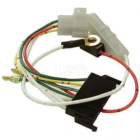 new type wiring harness 5 wire for yanmar l series engines amazon rh amazon co uk  yanmar 3gm30 wiring harness