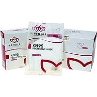 Máscara Proteção Respiratória Com Elástico Duplo 5 Camadas - Caixa com 20 Unidades (Embaladas Individualmente