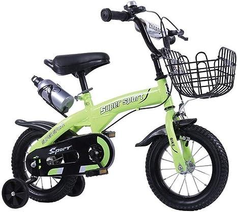 K-G Bicicleta Infantil Bicicletas niños de 2-9 años, niño de la ...