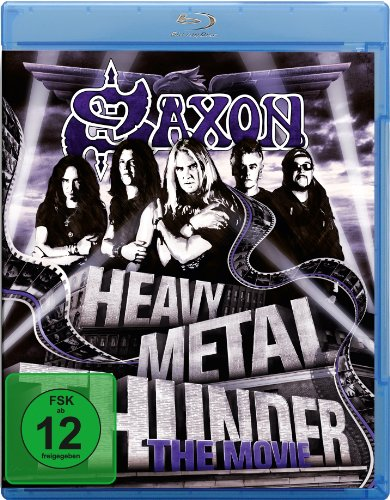 Saxon - Saxon Heavy Metal Thunder - Live [blu-Ray] - Zortam Music