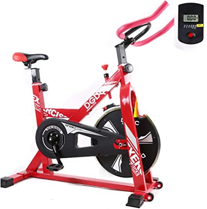 Shocly Bicicleta De Spinning Bicicleta Fitness Plegable Spinning Profesional Resistencia Variable Aptitud Casa Plasticidad,Red: Amazon.es: Deportes y aire libre