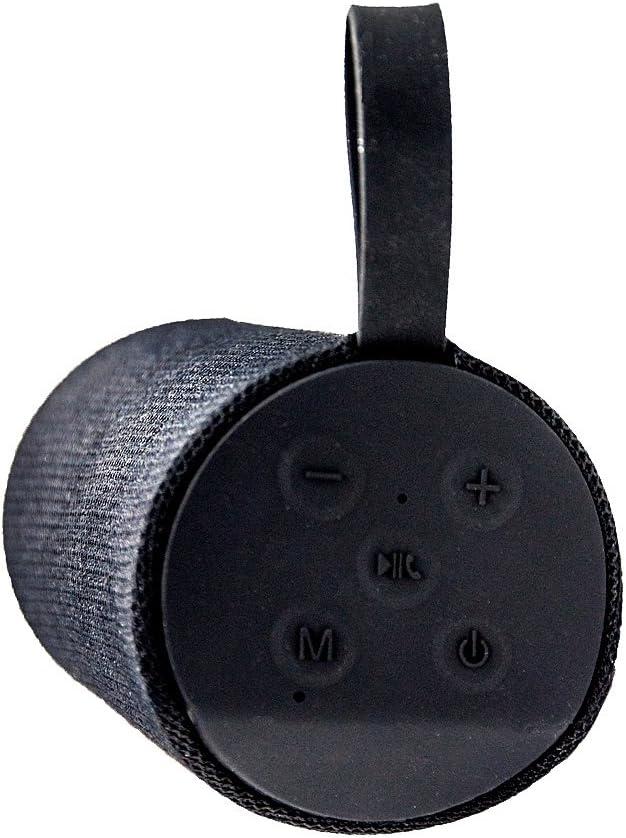 Tragbarer Bluetooth Bazooka Lautsprecher LED Soundstation Musikbox Soundbox