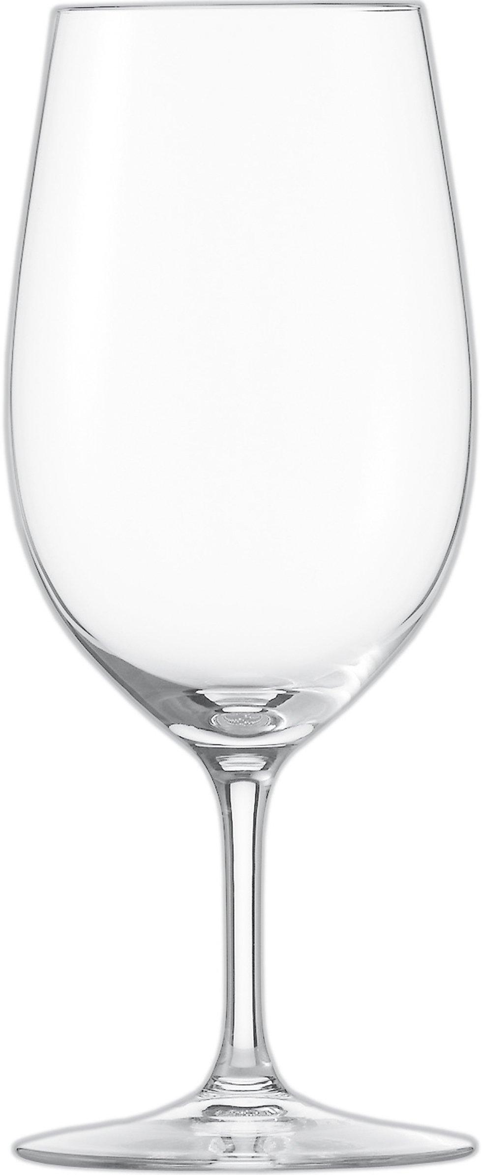Zwiesel 1872 Enoteca Mineral Water Glass 182, 6pc Set, Water Glass, Drinking Tumbler, Juice Glass, Glass, 359 ml, 113137